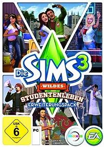 Die Sims 3: Wildes Studentenleben (Add-On) [PC/Mac Online Code]