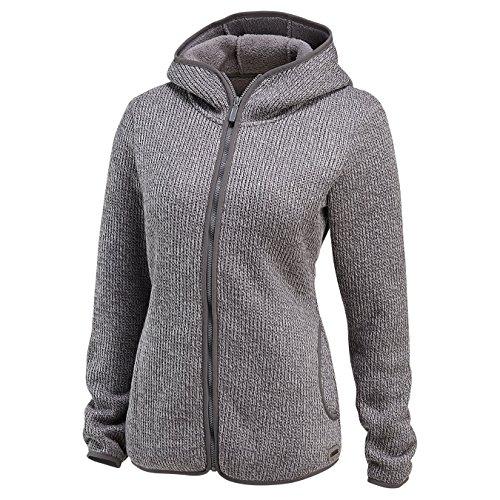 Merrell Women's Transition Sherpa Sweater, Sidewalk, Medium