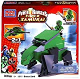 Mega Bloks Power Rangers Super Samurai BearZord