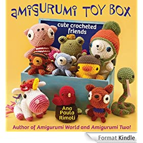 Amigurumi Toy Box: Cute Crocheted Friends