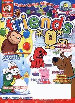 1-Year Preschool Friends Magazine Subscription