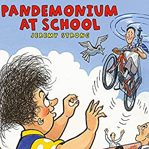 Pandemonium at School Audiobook