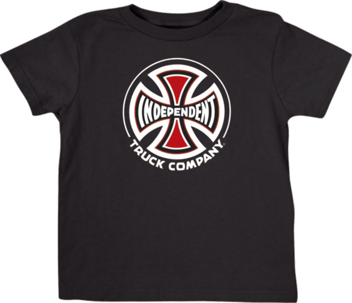 Independent Truck Co Black 3 Toddler Toddler T-Shirt