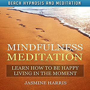 Mindfulness Meditation: Learn How to Be Happy Living in the Moment with Beach Hypnosis and Meditation Speech