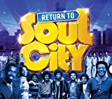 Return To Soul City by Various Artists (2012) Audio CD