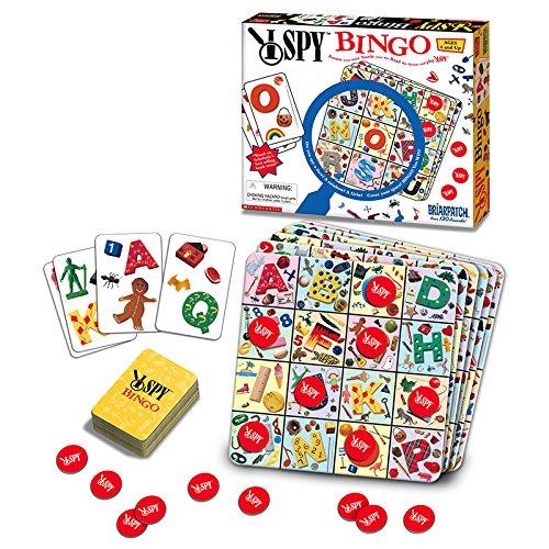 Spiele I Spy Bingo Tin