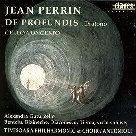 Perrin: De Profundis - Cello Concerto