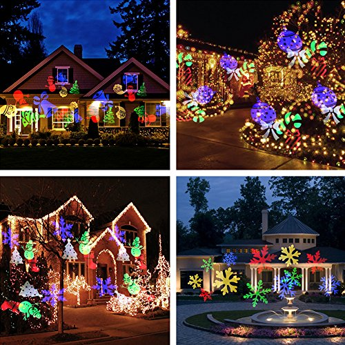 Home / Christmas Lights / Motion Laser Lights / Halloween Projector Lights,  Auledio Outdoor ...