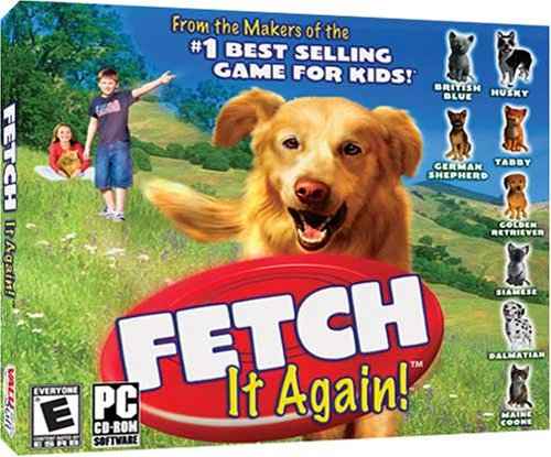 Fetch It Again - Jc - Pc front-647268