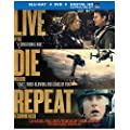 Live Die Repeat: Edge of Tomorrow (Bilingual) [Blu-ray + DVD + UltraViolet]