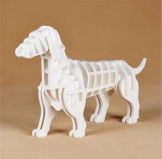 GZD Personalità home bassotto Tavolo ornamenti per animali Scaffale Due dimensioni , 600*140*340mm