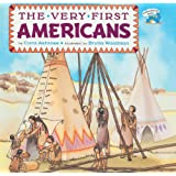 The Very First Americans (Turtleback School & Library Binding Edition) (Reading Railroad Books)