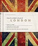 Philip's Street Atlas of London: De Luxe Edition Union Jack