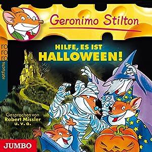 Hilfe, es ist Halloween! (Geronimo Stilton 9) Hörspiel
