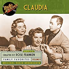 Claudia, Volume 11 Radio/TV Program Auteur(s) : James Thurber Narrateur(s) :  full cast