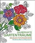 Malbuch f�r Erwachsene: Zauberhafte G...