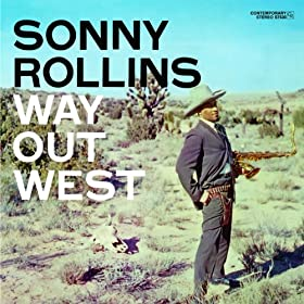 Sonny Rollins Way Out West Country Jazz