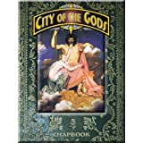 City of the Gods Chapbook ~ M.Scott  Verne