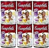 Campbell's Disney Princess Soup, 10.5 oz, 6 pk