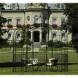 Metall Pavillon Athena rund