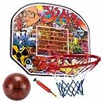 "Urban Graffiti 12"" Mini Basketball Ho..."