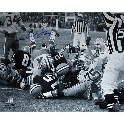 Bart Starr Touchdown, Green Bay Packers vs. Cowboys