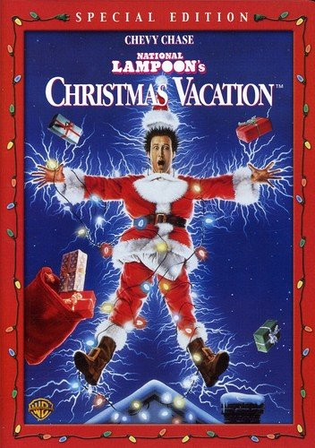 DVD : National Lampoon's Christmas Vacation (Special Edition, Dolby, Amaray Case, Widescreen, )