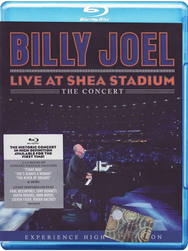 Billy Joel - Live At Shea Stadium (2011) Blu-ray 1080i AVC LPCM 5.1