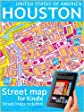 Map of Houston (Maps of the USA)