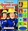 SEARCH AND RESCUE (Lift-a-Flap Sound Book)