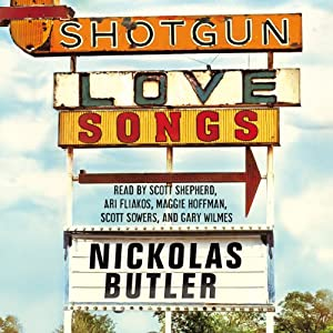 Shotgun Lovesongs Hörbuch