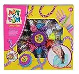 Simba 106376123 - Art & Fun Armbänder flechten
