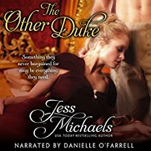 The Other Duke: The Notorious Flynns, Volume 1 (       UNABRIDGED) by Jess Michaels Narrated by Danielle O'Farrell