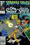 img - for Strange Tales #2 : Featuring Cloak and Dagger & Doctor Strange book / textbook / text book
