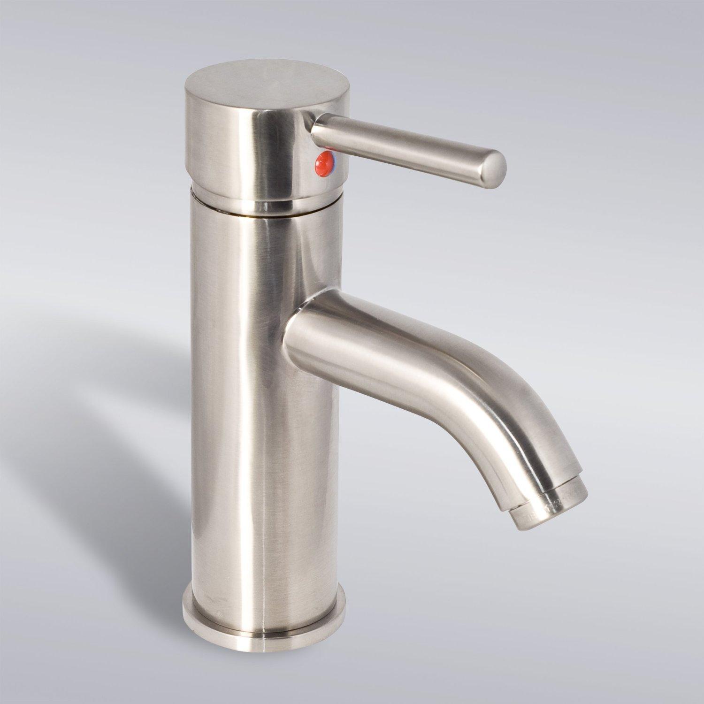 Single Handle Bathroom Vanity Sink Lavatory Faucet