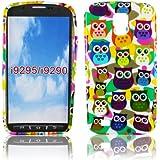 Samsung Galaxy S4 Active i9295 Silikon Kleine Eule Case Schutz-H�lle Cover Schale handyh�lle thematys�