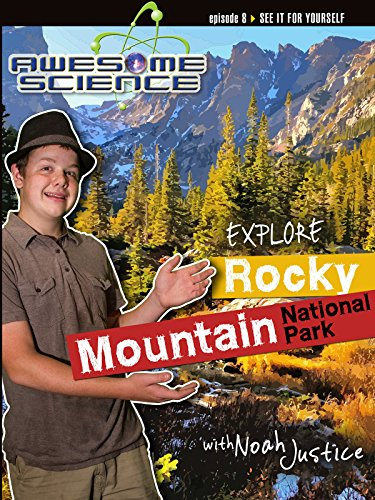 """Awesome Science """"Rocky Mountain National Park"""""""