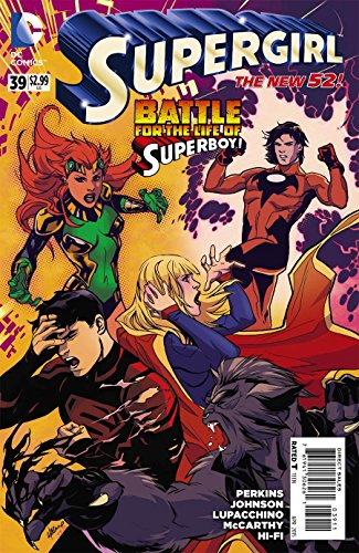 Supergirl No. 39 (Supergirl 39 Comic 2015 compare prices)