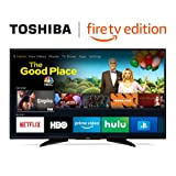 Toshiba 50LF621U19 50-inch 4K Ultra HD Smart LED TV HDR - Fire TV Edition (Tamaño: 50 inches)