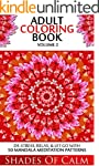 Adult Coloring Book: De-stress, Relax...