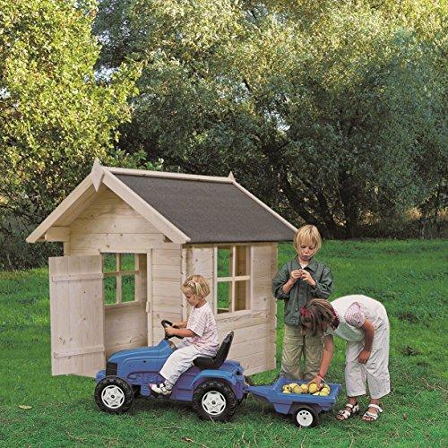 Kinderspielhaus Holz Baumarkt ~ Shopthewall  xxl schubkarre holz gartendeko karre zum bepflanzen