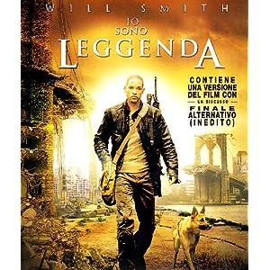 Io sono leggenda [Blu-ray] [Import italien]