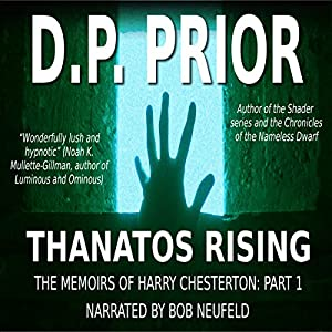 Thanatos Rising Audiobook