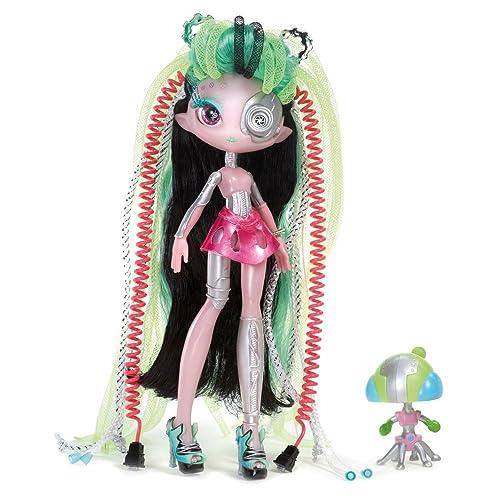 Novi Stars Curl N Coil Doll Roe Botik