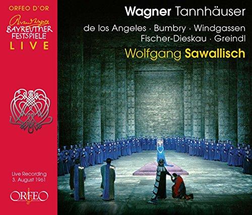 Wagner: Tannhäuser (Wagner Sawallisch compare prices)