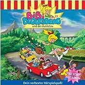 Bibi und der Autostau (Bibi Blocksberg 23)   Elfie Donnelly