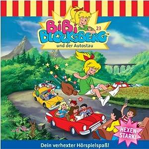 Bibi und der Autostau (Bibi Blocksberg 23) Hörspiel