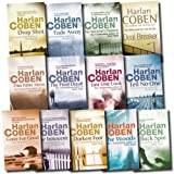Harlan Coben Harlan Coben Collection 11 Books Set Pack (The Woods, Darkest Fear, The Innocent, One False Move, Back spin, Fade away, No second chance, Drop shot, The final detail, Deal breaker, Tell no one (Harlan Coben Collection)