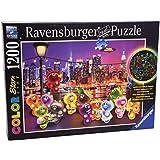 Ravensburger Spieleverlag 16185 - Gelini: Pier Party - 1200 Teile Color Starline Puzzle