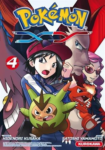 Pokémon XY - T4